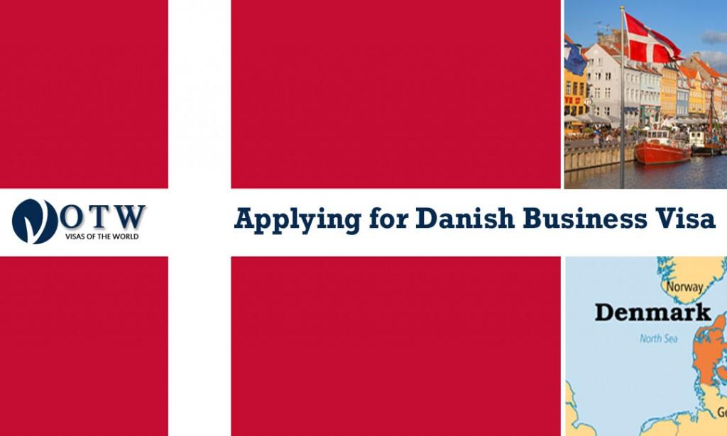 Business Visa for Denmark