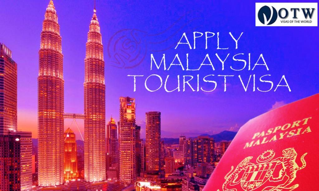 APPLY MALAYSIA TOURIST VISA