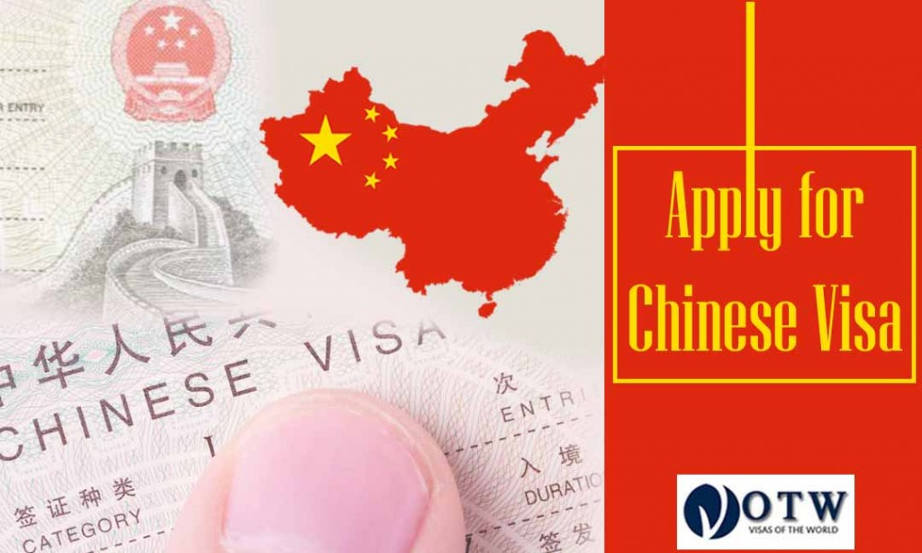 Visa for China