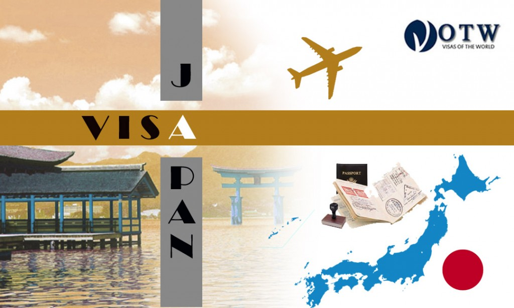 Japan Visa copy