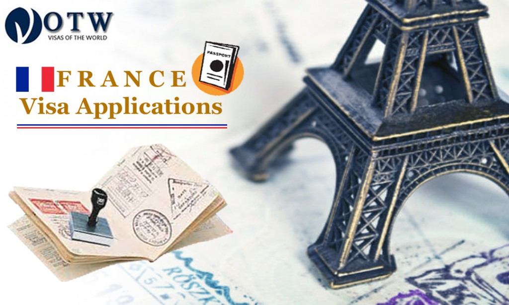 France Visa Applications