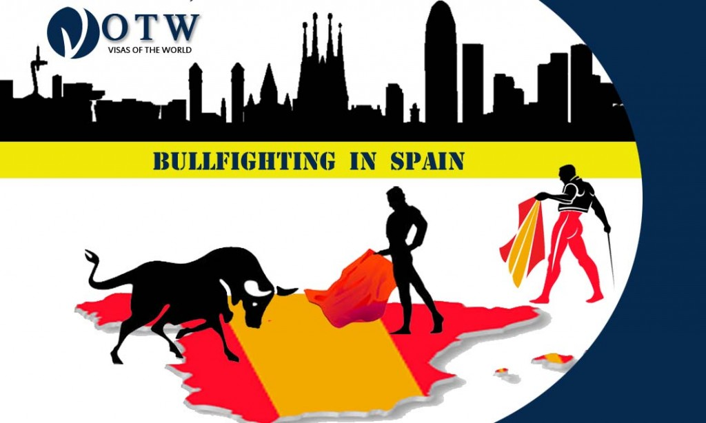 Bullfighting in Spain copy