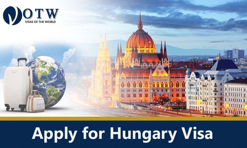 Hungary Visa copy