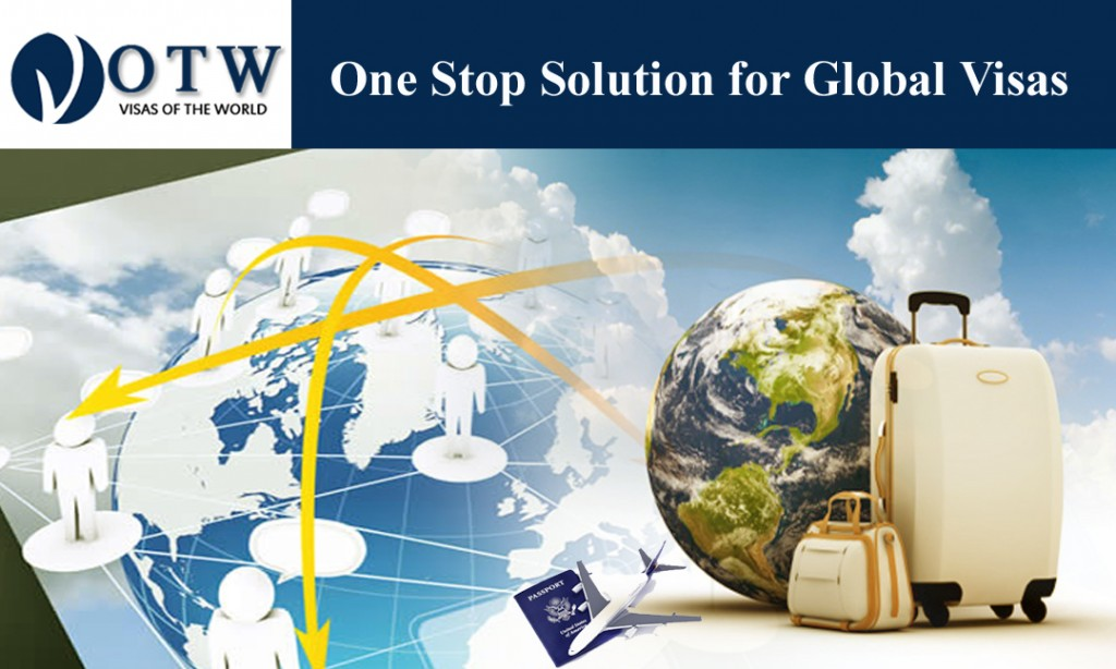 One Stop Solution for Global Visas