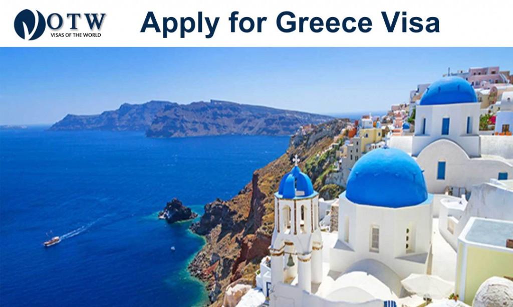 Apply for Greece Visa