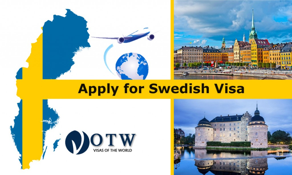 Apply for Swedish Visa