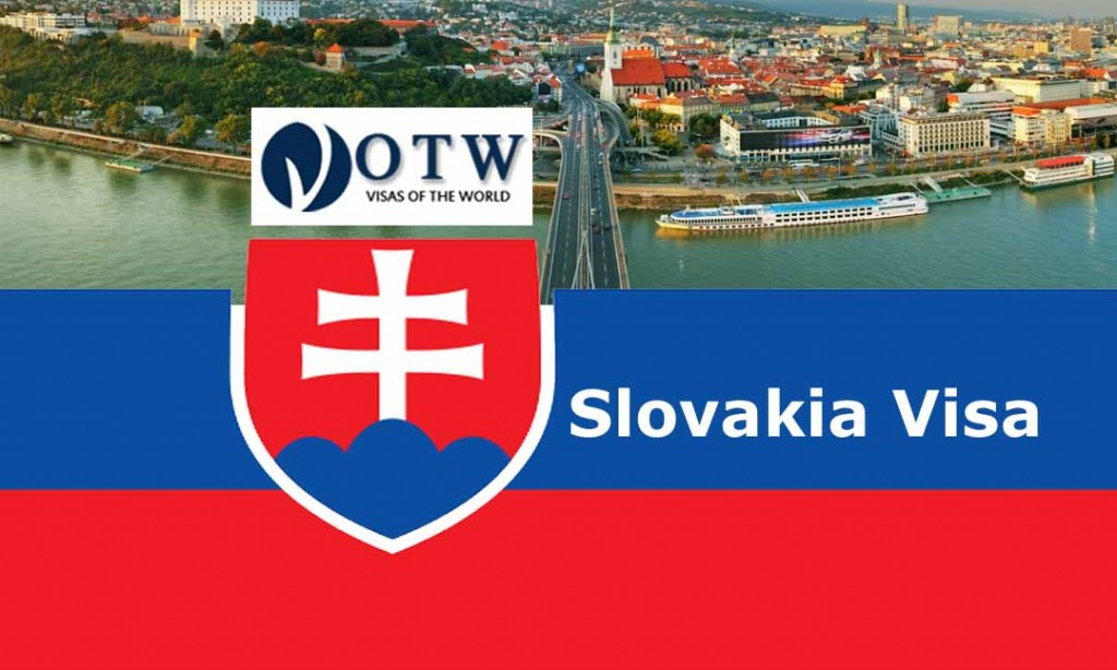 Checklists for Slovakia Visa