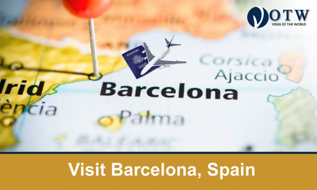 Trip to Barcelona