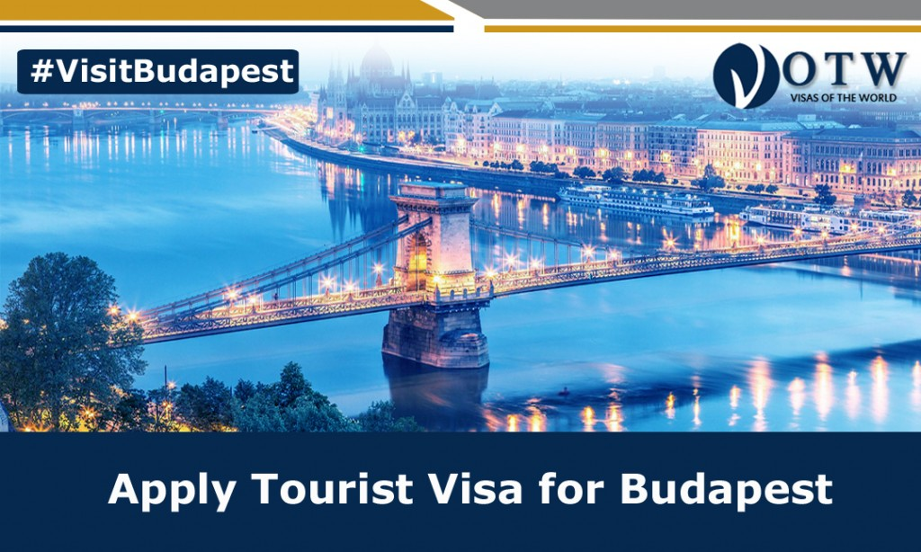 Apply Tourist Visa for Budapest