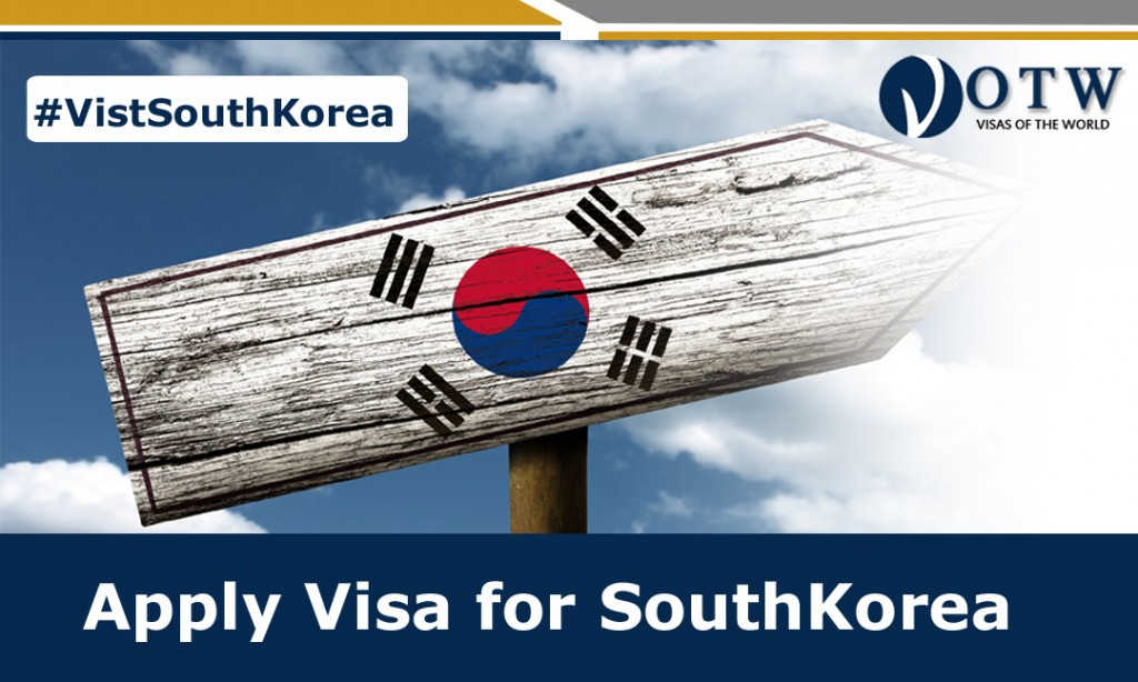 Apply Visa for South Korea