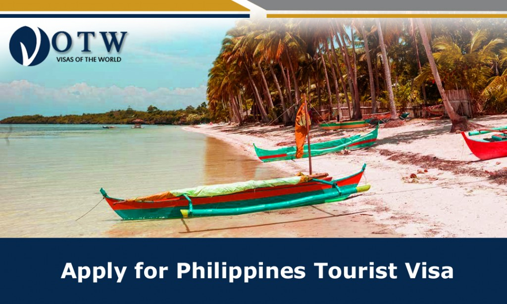 Apply for Philippines Tourist Visa