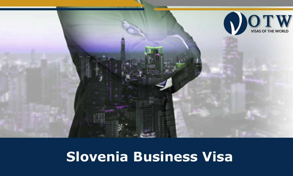Slovenia Business Visa