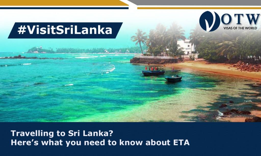 Sri Lanka ETA Visa