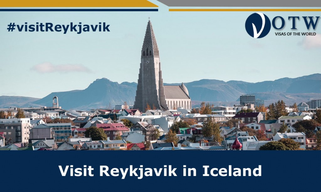Visit Reykjavik in Iceland